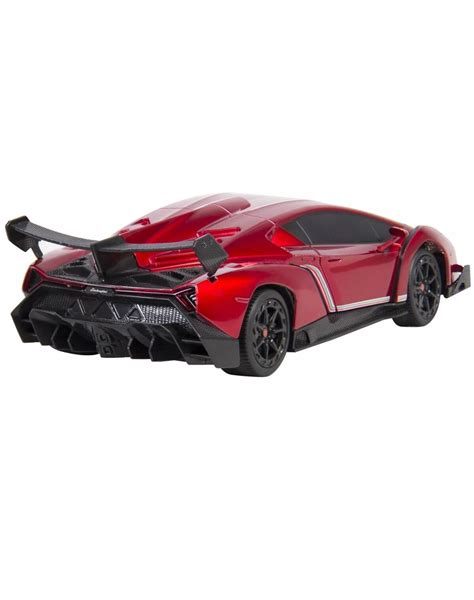 Rc Lamborghini Imitation Racing 1 24 officially licensed rc lamborghini veneno sport racing car w 27mhz cars trucks