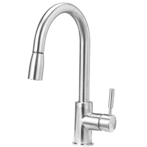 blanco sonoma single handle pull down sprayer kitchen faucet in stainless 441647 the home depot blanco 441647 sonoma kitchen faucet with pull down spray