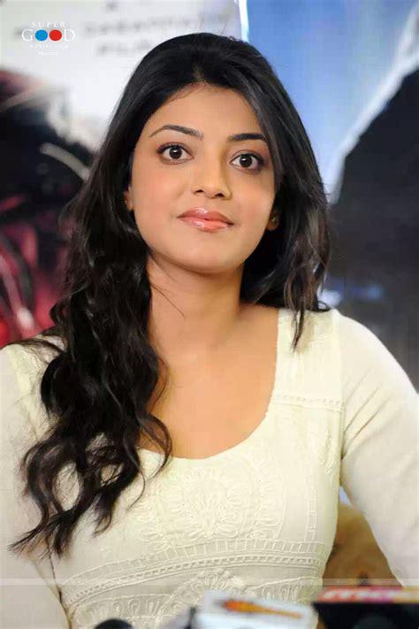 hindi film actress kajal only actress kajal agarawl businessman press meet