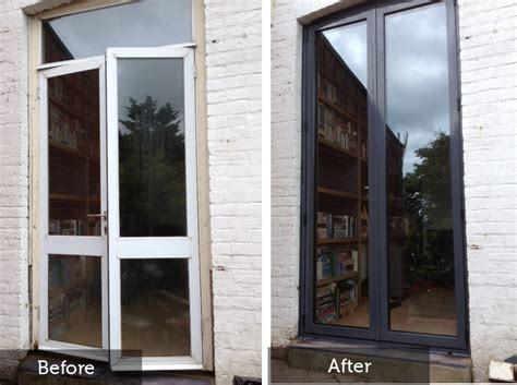 love the double front doors and tall windows maestri aluminium french doors aluminium bi folding exterior
