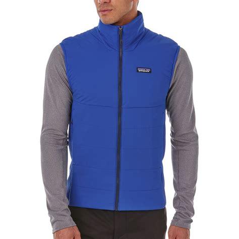 patagonia nano air light patagonia nano air light hybrid insulated vest men s