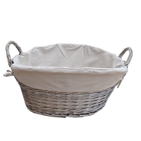 laundry basket antique wash wicker washing basket