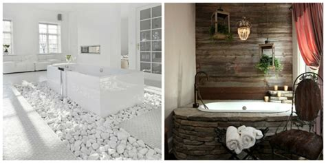 salle de bain et bois une beaut 233 naturelle ideeco