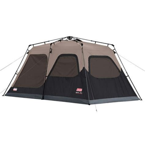 Coleman Instant Cabin by Coleman 4 Person Instant Cabin C Stuffs