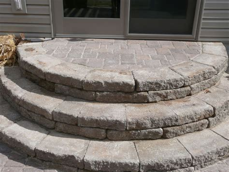 Paver Patio Steps Patio Step Ideas Miami Pavers Back Patio Back Door Paver Patio Step Ideas Interior Designs