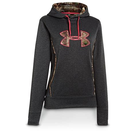 under armoir sweatshirts women s under armour storm caliber hoodie 592251