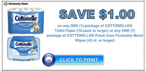 hot walgreens  cottonelle fresh wipes great toilet paper deals