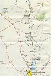 Mississippi State Parks Map by Free Download Mississippi National Park Maps