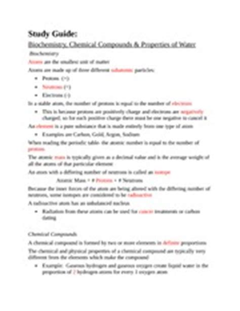 Section 2 2 Properties Of Water Worksheet Answers by Worksheets Properties Of Water Worksheet Chicochino