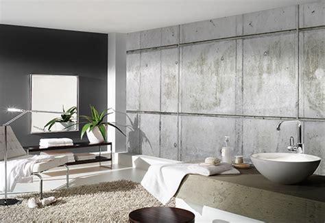 le betonoptik behang