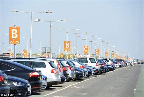 Parking Airport Seven Of The The 10 Most Expensive Airport Car Parks In