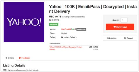 email yahoo web email at yahoo you were hacked will be phished
