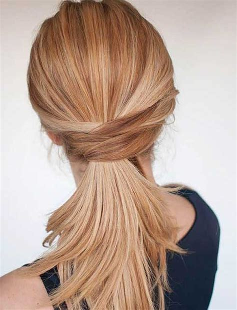 Hairstyles For Interviews by 20 Impressive Hairstyles Crazyforus