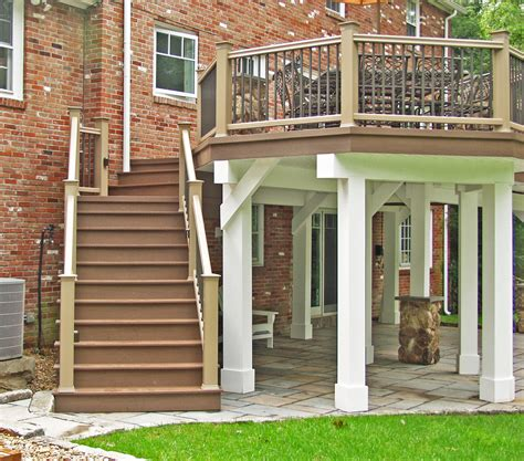 Freestanding Deck Plans by What Is A Freestanding Deck And Why Would You Want One