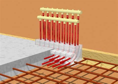 Pex Radiant Floor Heating by Axiom Industries Pex Pal Pex Bend Supports