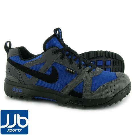 nike biking shoes nike rongbuk act gtx grey mens outdoor hiking shoes ebay