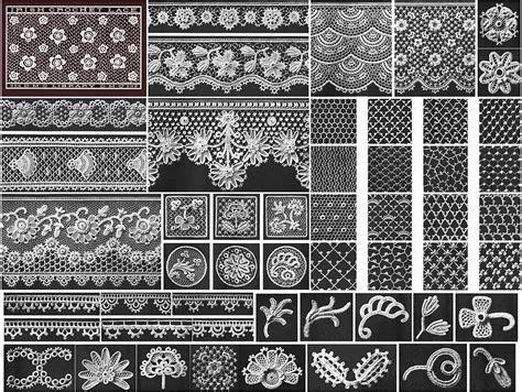 crochet motif pattern books 1910 gibson girl irish crochet book laces lace by