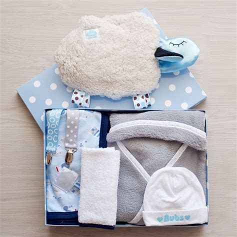 Gift Boxes For Baby Shower by Baby Shower Gift Box Set Bubs For