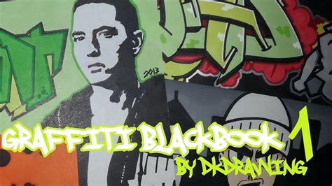 graffiti blackbook   dk drawing youtube