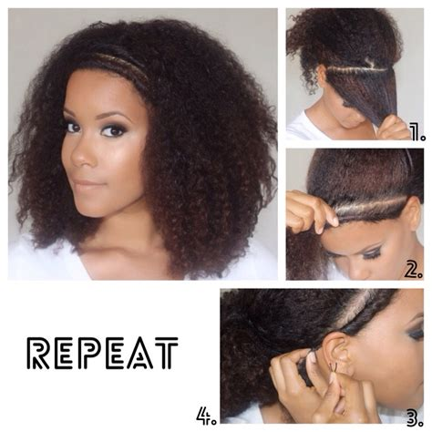 how to style natural curly hair step by step diy yasmin felice