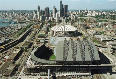 seattle kingdome map seattle safeco field 47 943 page 6 skyscrapercity