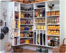 how to add functional space to your kitchen pantry house