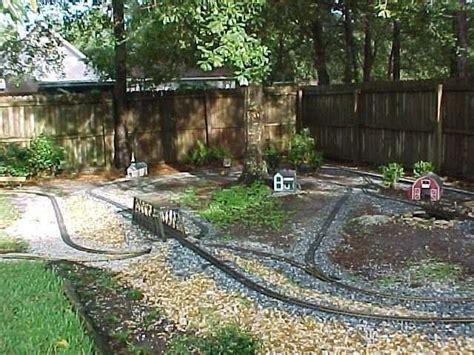 garden train layout design 31 best images about outdoor train sets on pinterest