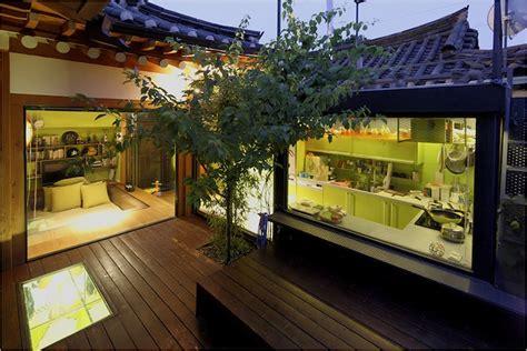 Korean Home Design Sles | traditional korean house with modern italian style 9 photos