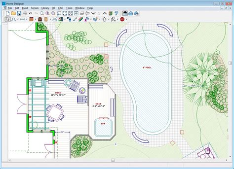 bl 3d home and landscape design software