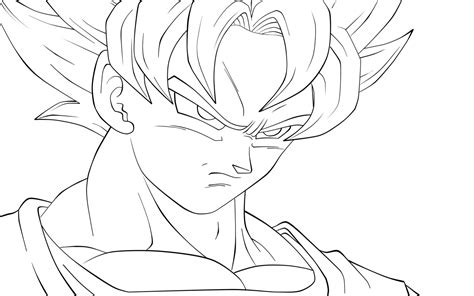 Goku Coloring Pages Coloring Pages To Print Coloring Pages Goku