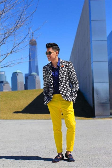 style for ovver 35 men s yellow pants outfits 35 best ways to wear yellow pants