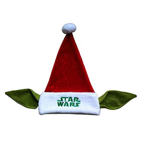 star wars yoda santa hat 20in niftywarehouse