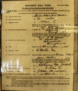 young war hero s last will and testament delivered 67