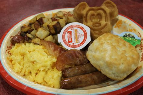 Home Decorating Tips And Tricks bounty breakfast platter couponing to disney