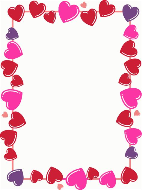 Borders Clipart 218945 Illustration By by Wedding Page Borders Cliparts Co