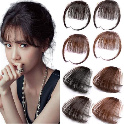 thin bangs hairpieces hair extensions for thinning bangs om hair