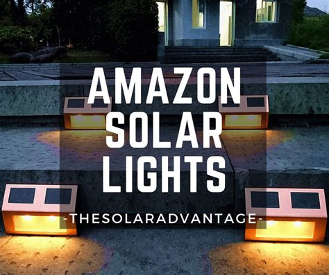 solar lights amazon light up your home s exterior with amazon solar lights