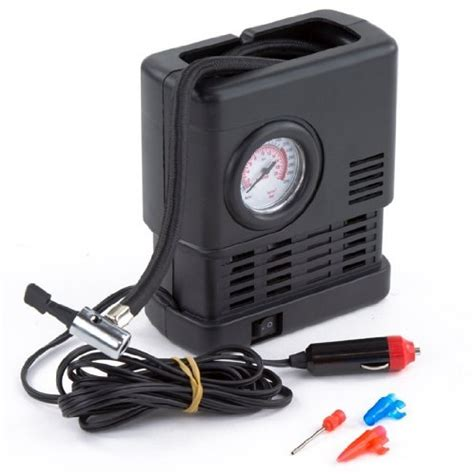 primetrendz tm portable 12 volt air compressor with
