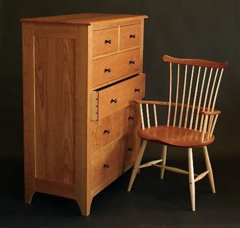 Vermont Handmade Furniture - chairs and shaker furniture handmade in vermont