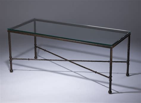 glass coffee table decor wrought iron and glass coffee table