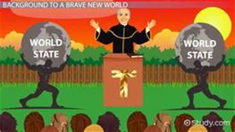 brave new world chapter 11 themes 5 caste colors in brave new world video lesson