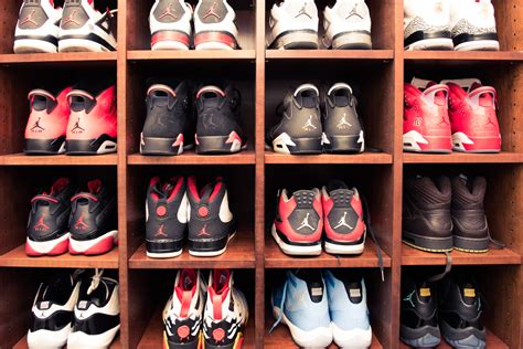 shoe collection what are your thoughts on rick ross sneaker collection