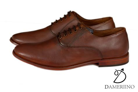 Handcrafted Leather Shoes - dameriino handcrafted leather shoes