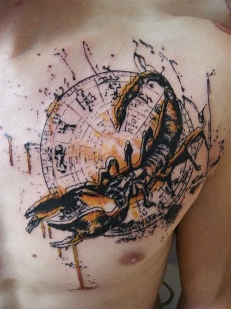 55 Best Scorpion Tattoos Scorpion Tattoos Pictures Gallery