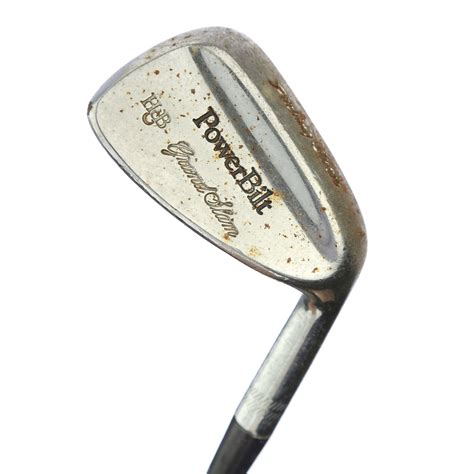 how to swing a pitching wedge right handed powerbilt hcb grand slam pitching iron wedge