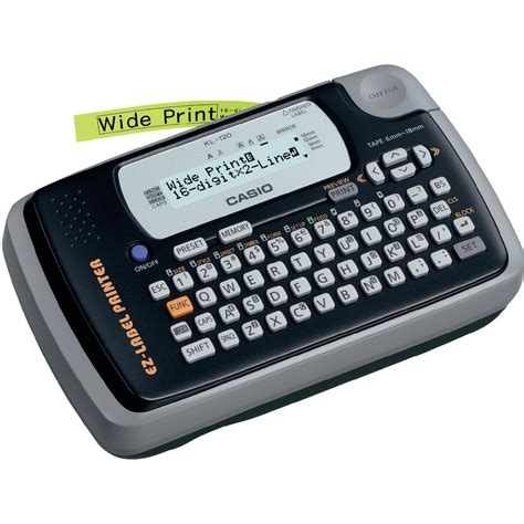 Label Casio 9mm Segera Order label printer casio kl 120 suitable for scrolls xr 6 mm