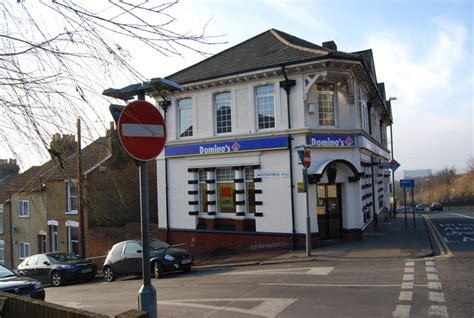 file domino s pizza geograph org uk 1384939 jpg file domino s pizza junction of chatham hill a2 and
