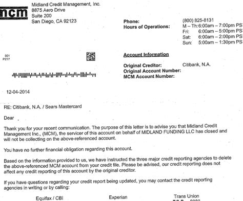 Dispute Letter Citibank Debt Validation Credit Card Debt Relief A Bbb