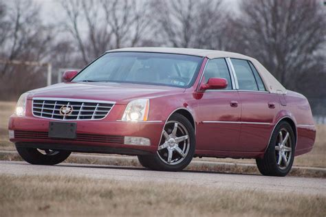 Used Cadillacs by 2006 Used Cadillac Dts For Sale