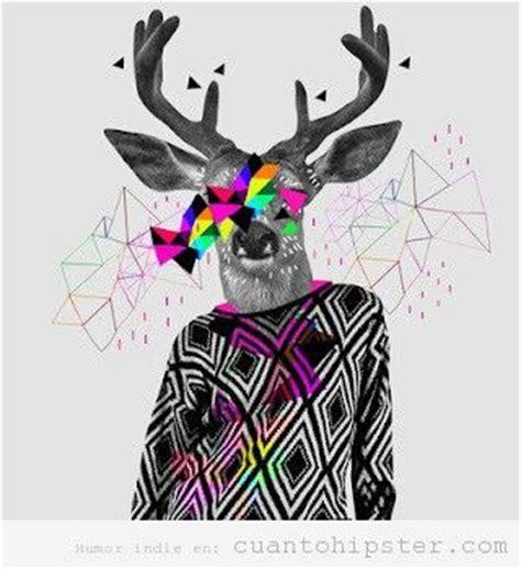 imagenes hipster love dibujos venados hipsters ilustraciones pinterest hipster